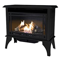 Comfort Glow GSD2846 Dual Fuel Gas Stove...