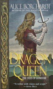 book cover of The Dragon Queen