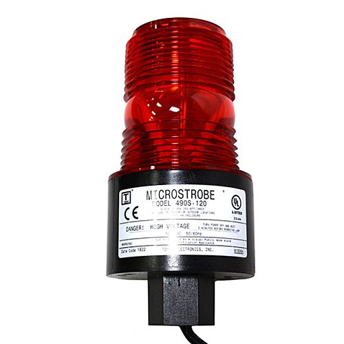 - Tomar Electronics 490S-120 MicroStrobe Single Flash 1/2
