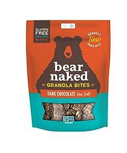Bear Naked Dark Chocolate Sea Salt Granola Bites - Gluten