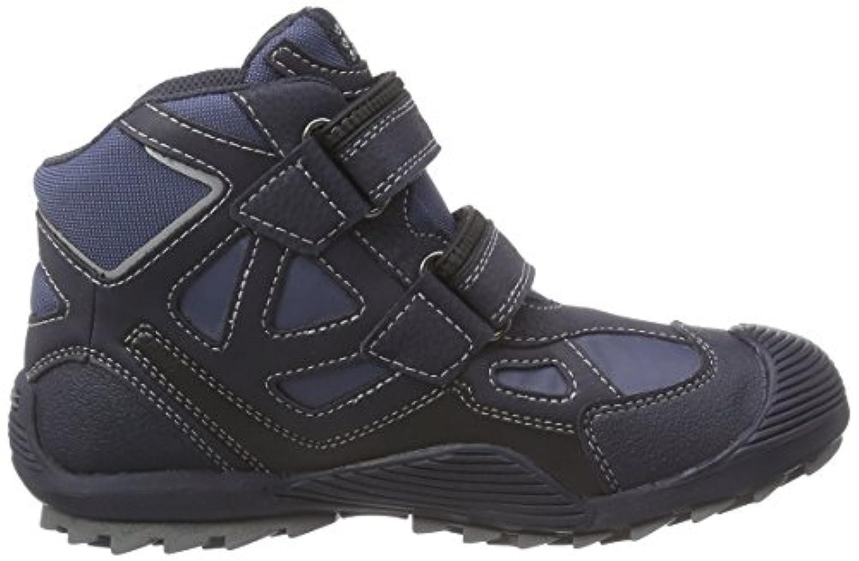 Geox J Savage D Amphibiox, Boys' Rain Boots, Blue (Navy/Avio), 11 Child UK (29 EU)