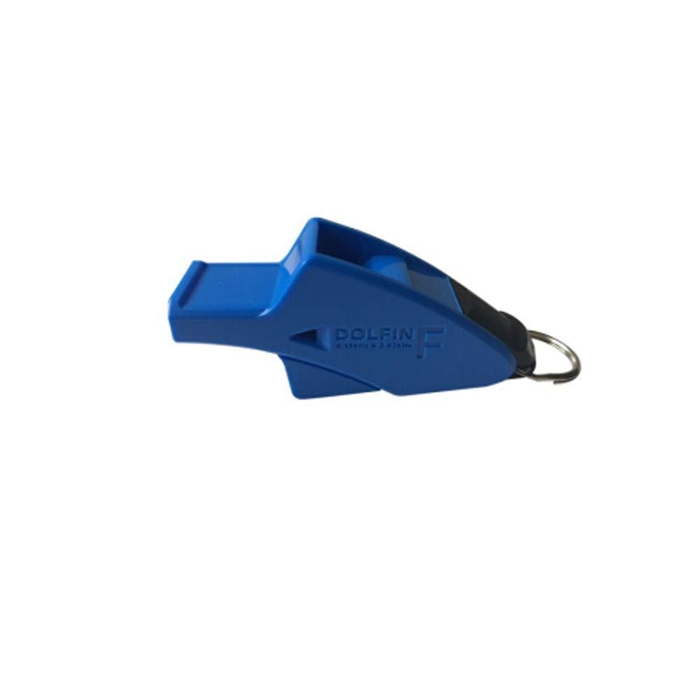 XIMINGJIA Emergency Whistle, Referee Training Whistle, Outdoor Emergency Whistle, Survival Whistle, Plastic Whistle。(Blue) by XIMINGJIA