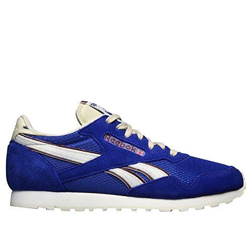 Reebok - Paris Runner Ivy LE Royalwinewhitecha - Color: Azul-Blanco - Size: 38.0