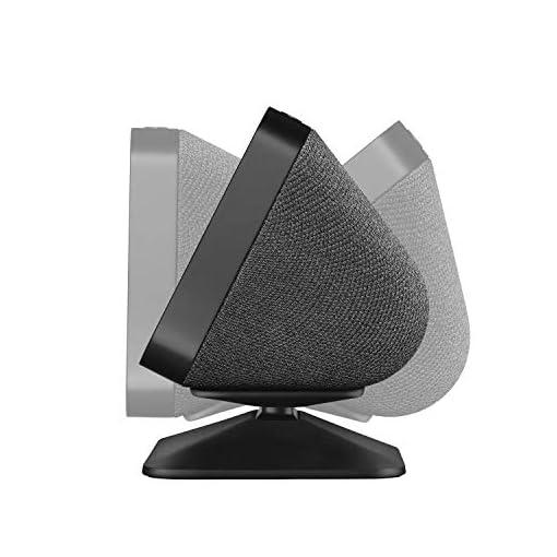 Echo Show 5 Adjustable Stand, Black