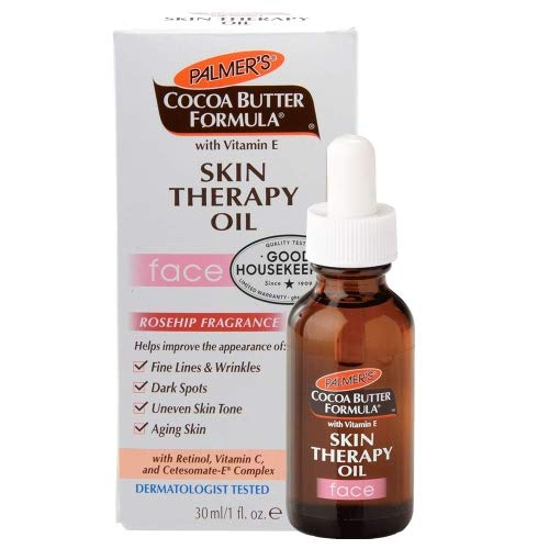 - Palmer's Cocoa Butter Formula Skin Therapy Oil 1 Ounce Plus Cleansing Oil - Face