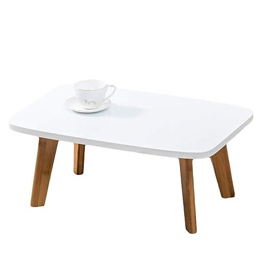 YOUXD TABLE Mesa Plegable y Mesa Blanca de Uso doméstico ...