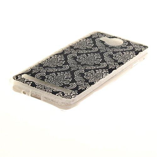 Retro Y3 Silicone Résistant Transparent TPU De 2 Scratch Y3 II Hozor Cas De Slim Couverture Cas Arrière art Antichoc Peint Huawei Fit Protection Téléphone Souple Bord Motif En xwPtU4F4