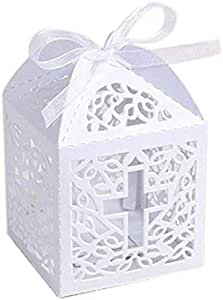 5x Baptism Christening Dedication Holy Communion Party Favour Boxes