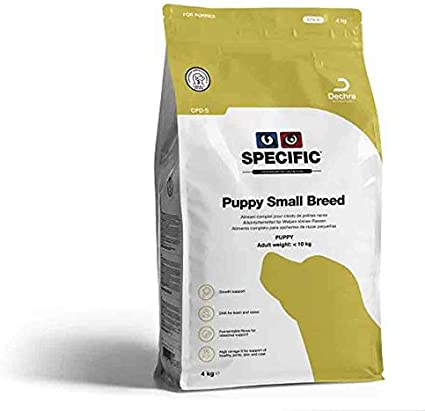Specific Canine Puppy CPD-S Small Breed 4Kg 4000 g