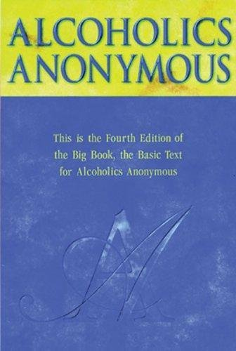 Alcoholics Anonymous - Edition Hardcover Book