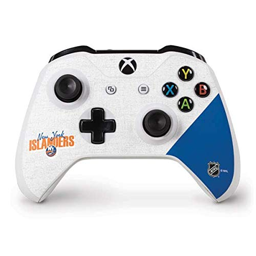 Skinit New York Islanders Script Xbox One S Controller Skin - Officially  Licensed NHL Gaming Decal - Ultra Thin db04f263e