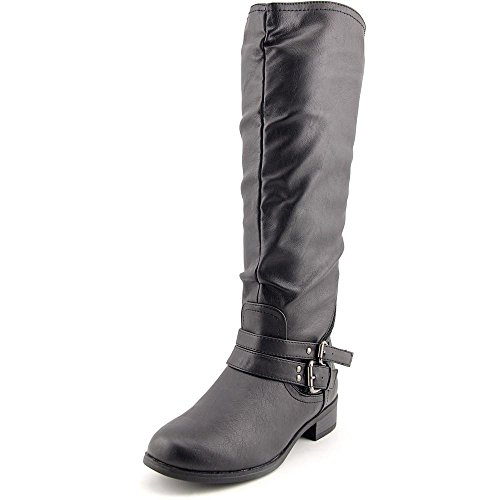 Tall Motorcycle Boots - 6