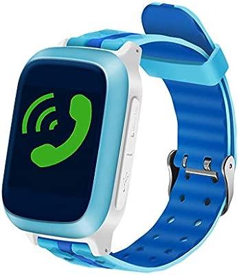 LLCOFFGA Kids Smart Watch Phone Rastreador GPS Llamada De Voz ...