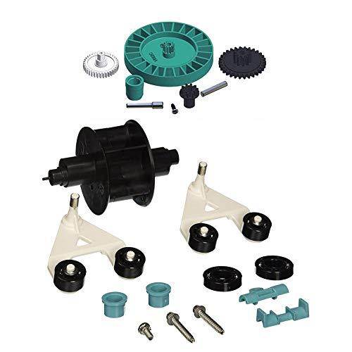 Hayward AXV079VP Auto Pool Cleaner Medium Turbine Spindle Gear Replacement KitHayward Navigator Swimming Pool Cleaner Vac A-Frame Turbine Kit | AXV621DAT