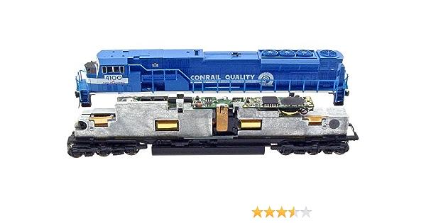 N Scale DCC sound decoder drop in for Kato P42 loco. No return E8 E9