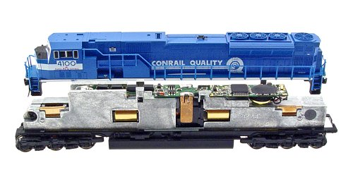MRC N Gauge Dual Mode Drop-In Decoder: Kato SDD80, SD90/43 - In Drop Decoder