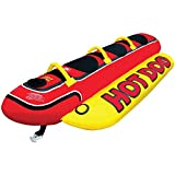 Best Towable Tubes For Boating - AIRHEAD HD-3 Hot Dog Towable Review