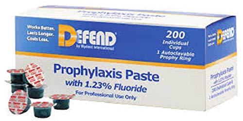 DEF-PP1000 Defend Prophy Paste Coarse Assorted