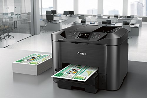 Canon Office and Business MB5420 Wireless All-in-One Printer,Scanner, Copier and Fax, with Mobile and Duplex Printing by Canon (Image #5)