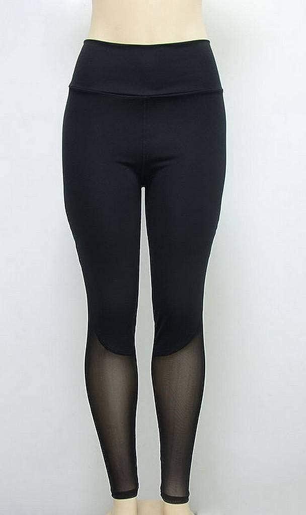 58a6e3f555e7e YiyiLai Collant Fantaisie Femme Tulle Legging Sport Pantalon Yoga Jogging  Running Elastique: Amazon.fr: Vêtements et accessoires