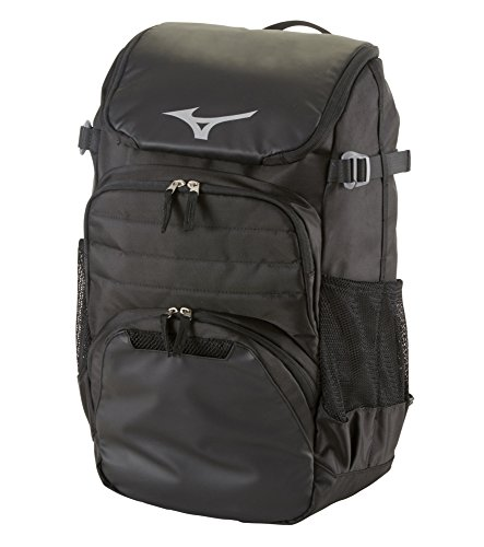 Mizuno Organizer OG5 Backpack, Black
