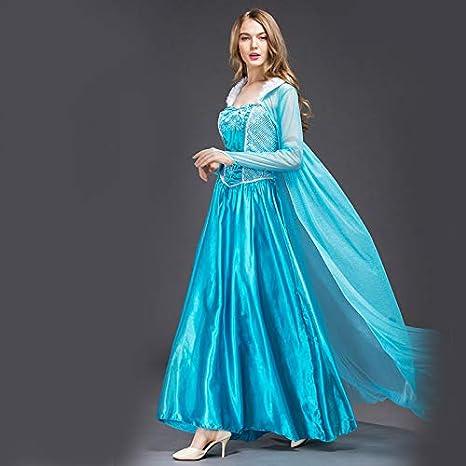 jingshu Halloween Hielo y Nieve Oddity Princesa Aisha Falda ...