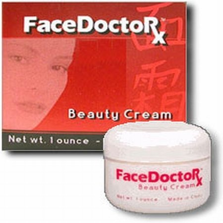 Face Doctor Herbal Beauty Cream - 1 oz. (Face Doctor)