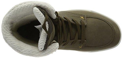Lowa Melrose GTX Mid WS, Zapatillas de Senderismo Para Mujer Marrón (Olive/honey)