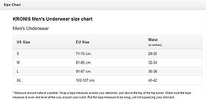 KRONIS Mens Underwear Italian Designed Low Rise Trunks 2Pk Premium 180gsm Cotton