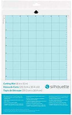 Silhouette, Manta de Arrastre Portraint. 20,3 x 30,4 cm: Amazon.es ...