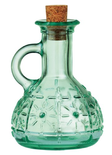 Bormioli Rocco Country Home Olivia 7 Ounce Oil Cruet Bottle