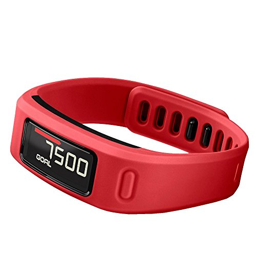 Great Features Of Garmin vívofit Fitness Band - Red