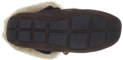 Slipper Bootie Chocolate Women's Dark Acorn Moxie Sheepskin qIxAzHHwYt