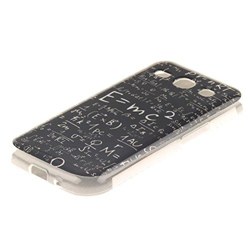 Samsung Galaxy G350 Funda,Ligero a Prueba de Choques Flexible Ultra Fino Suave TPU Parachoque Carcasa MAGQI Tecnología IMD Diseño Impreso Vendimia Serie Patrón [Absorción de Impacto] Resistente a los  Mates