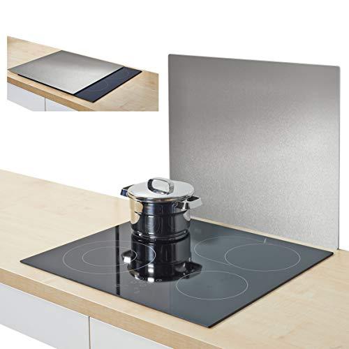 🥇 Zeller 27276 Pantalla Anti Salpicaduras para Cocina
