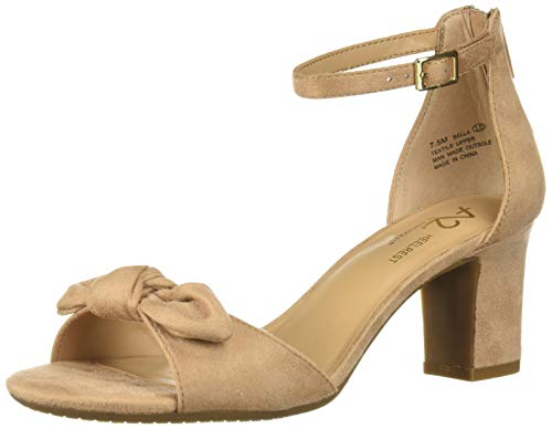 Aerosoles A2 Women's Bella Sandal, LT TAN Combo, 10.5 M US