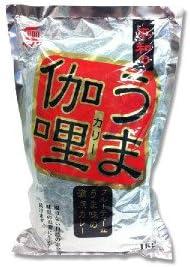 うま伽哩 カレーフレーク 1kg /ヘイワ(12袋)