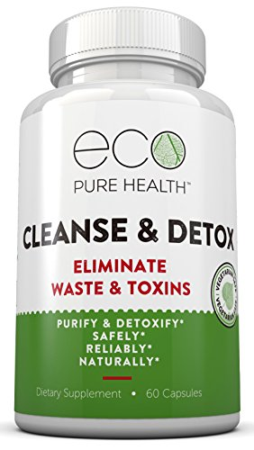 Cleanse Supplement Detoxify Naturally Reliably product image
