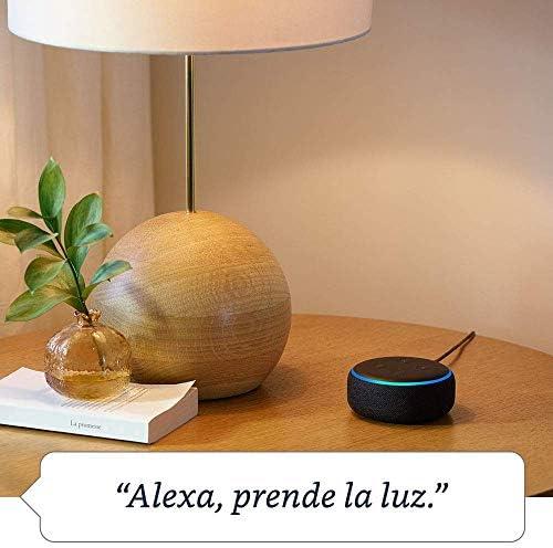 Echo Dot (3ra generación) - Bocina inteligente con Alexa, negro 7