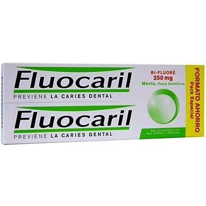 FLUOCARIL BI-FLUORE 250 DUPLO 125 ML 2 UNID