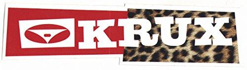 Krux Skate Trucks - Krux Trucks Eighties Skateboard Sticker 20cm wide approx. skate board skateboarding sk8