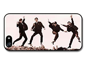 The Beatles Jumping Sepia Rockstars case for iPhone 6 4.7