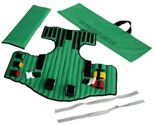 - MedSource MS-ED2253 Immobilizing Extrication Device