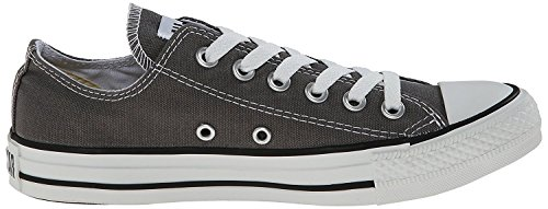 Converse Womens Chuck Taylor All Star Low Top (11,5 B (m) Us, Carboncino)