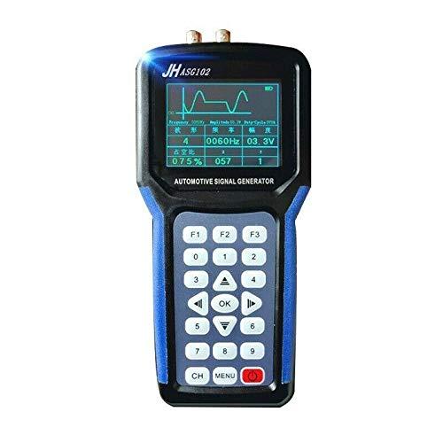 ASG102 デジタルハンドヘルドシグナルジェネレーター2チャンネル CANデータ機能付き自動車用シグナルジェネレーターキット