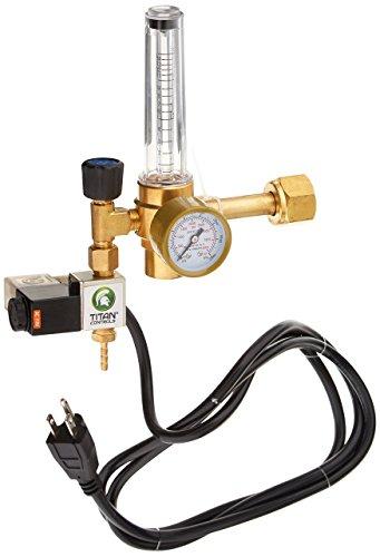 41%2BGUw%2B2xsL Titan Controls 702710 Carbon Dioxide Gas Regulator for 120-volt Controllers and Timers