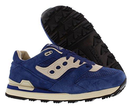 Sneaker Saucony Shadow Corageous de ante gris