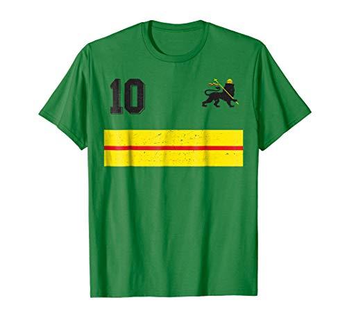 Ethiopia Football soccer Jersey Rastafari Football TShirt 10 (Ethiopia Football)