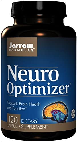 Jarrow Formulas Neuro-Optimizer, Supports Brain Health and Function*, 120 Capsules