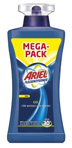 Ariel quitamanchas Gel grande para colectividades, 2 unidades (2 x 2 litros)